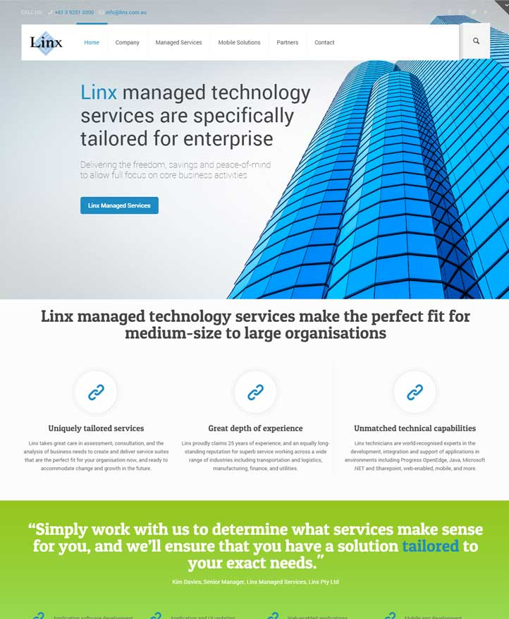 Linx—Managed-Technology-Services