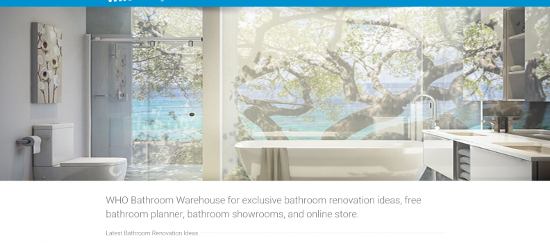 <i>WHO</i> gets a new virtual showroom and online store