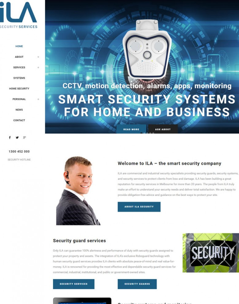ILA Security Services